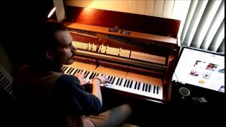 PIANO COVER - Boz Scaggs - You Make It So Hard (To Say No)