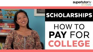 FREE MONEY FOR COLLEGE!! How to Pay For College: Part 1 - Scholarships