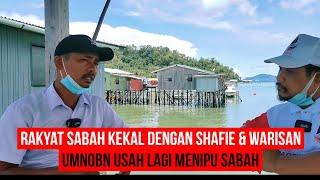 Bagaimana Shafie membantu rakyat Sabah, lapor Jeming Hassan