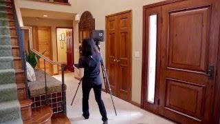 Matterport Pro 3D Camera: Scanning on Site for 3D Real Estate