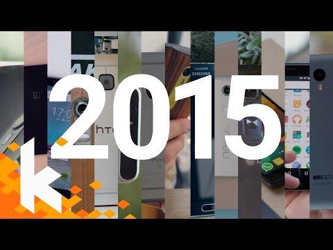 Die besten Smartphones aus 2015!