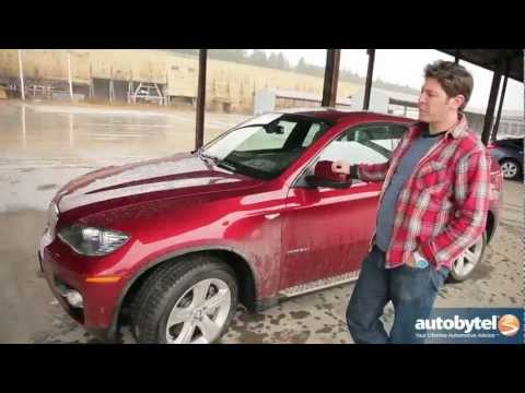 2012 BMW X6 Video Road Test and Review
