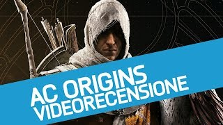 Assassin's Creed Origins Recensione: la serie Ubisoft torna alle origini