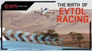 Flying Car Racing Is Here | Airspeeder: EXA Series First Flight