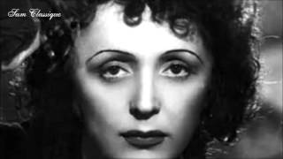 EDITH PIAF  Les prisons du roy