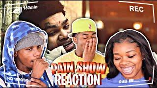 NoCap - Pain Show (Official Music Video)   REACTION