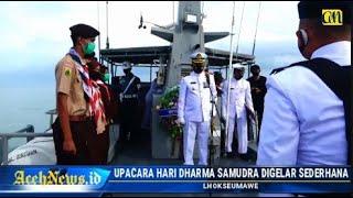 VIDEO - Pertempuran Laut Aru, Danlanal Lhokseumawe Kenang Komodor Yos Sudarso