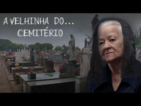 A Velhinha do... Cemitério | Eli Corrêa Oficial |