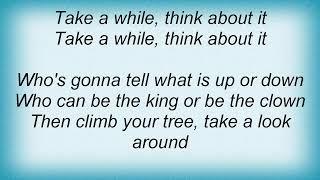 Aerosmith - Think About It Lyrics