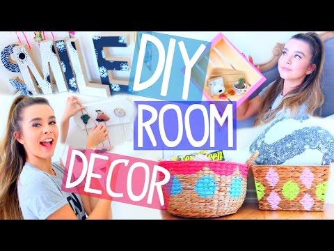 DIY Room Decor Tumblr Inspired! Easy & Affordable!
