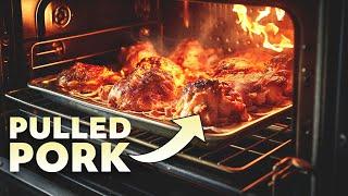 """Pulled Pork aus dem """"Backofen"""" - Mit diesem Trick wird es besonders saftig!"""