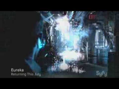 Eureka Season 4 (Promo)