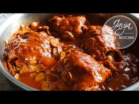 El Original Pollo con Champiñones en Adobo