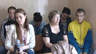 Суд по убийству Карлышева   завершение