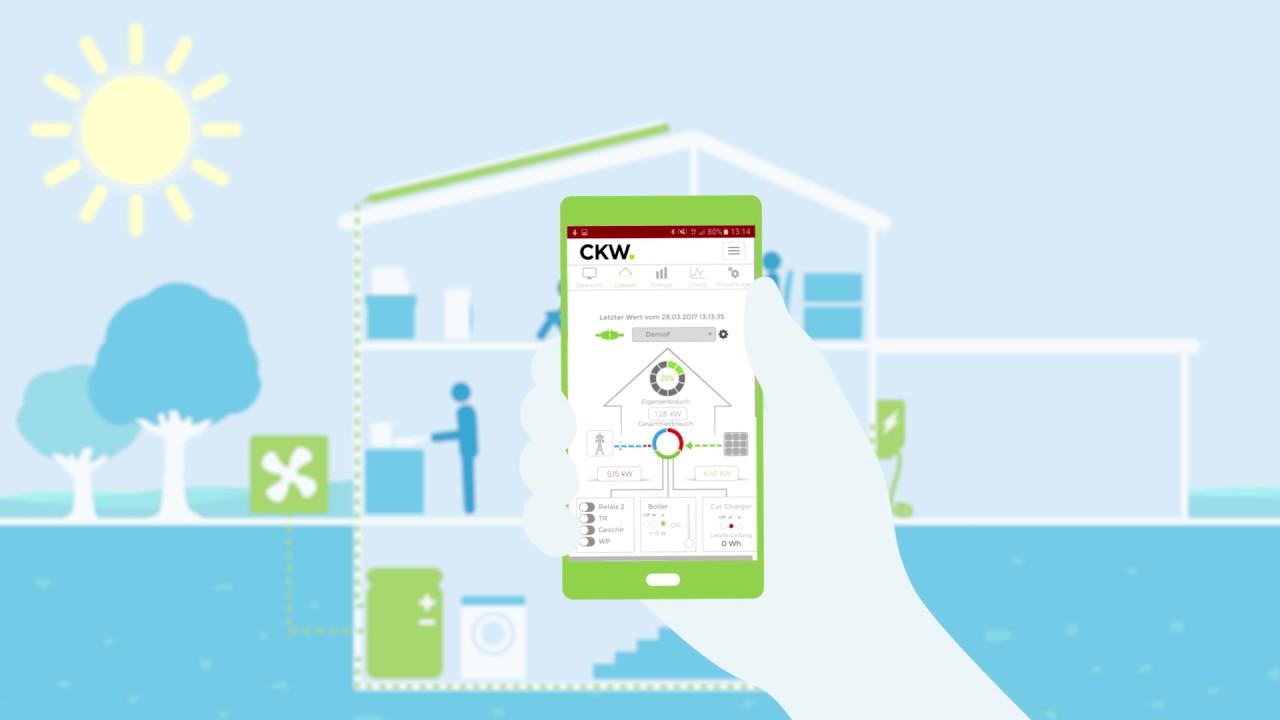CKW Smart Energy - Intelligente Energielösungen aus einer Hand | CKW