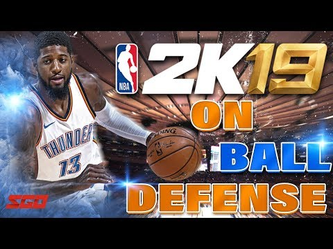 NBA 2K19 On Ball Defense Tutorial