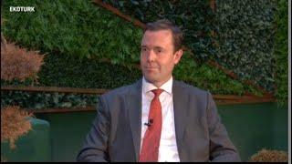 Turkse TV interviewt Stichting KvK Nederland-Turkije