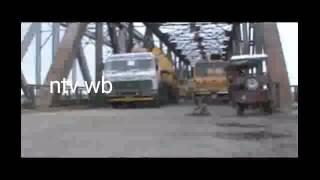 The Bad Condition Of The Bridge
