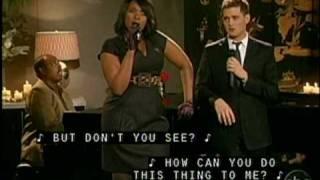 Michael Buble and Jennifer Hudson - Christmas duets