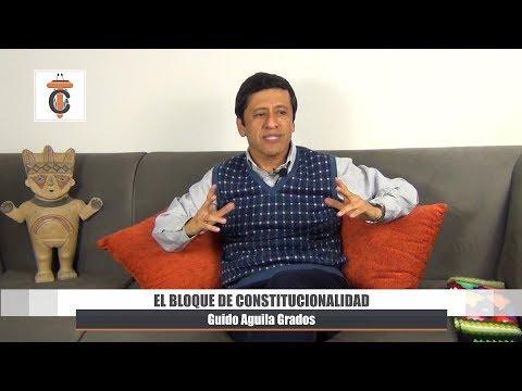 El Bloque de Constitucionalidad Tribuna Constitucional - Guido Aguila Grados - Tribuna Constitucional 52