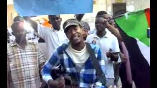 أبوذربعد جمعة لحس الكوع يغني للبشير تحميل MP3