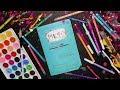 Download Video MESS Творческий Блокнот | Идеи Оформления Для Вдохновения | YulyaBullet