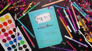 MESS Творческий Блокнот | Идеи Оформления Для Вдохновения | YulyaBullet