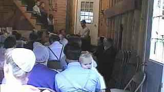 Amish Church Service (Swarey 2000)