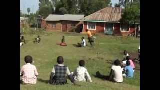 preview picture of video 'Fun Day in Gita Village, Kenya'