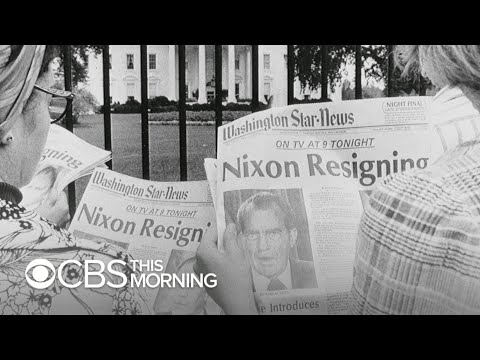How the Trump and Nixon impeachment inquiries compare