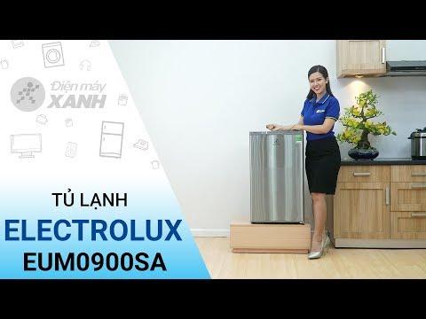 Tủ lạnh Electrolux 92 lít EUM0900SA - Xứng đáng có mặt trong nhà bạn | Điện máy XANH