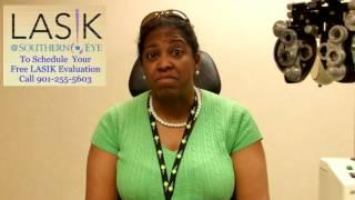 Principal Meredith Davis one week post op LASIK at Southern Eye seeing in HD