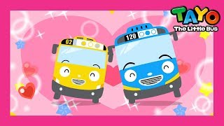 Tayo Valentine Song l I love my friends and more l Tayo the Little Bus