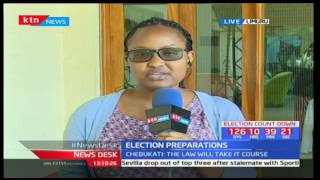 KTN Newsdesk Full Bulletin: Elections Preparedness - 3rd April 2017 [Part 2]