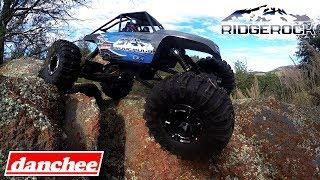 DANCHEE RIDGEROCK 1/10 Scale electric Rock Crawler - 4 Wheel Steering