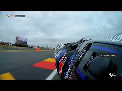 Monster Energy Yamaha OnBoard: HJC Helmets Motorrad Grand Prix Deutschland
