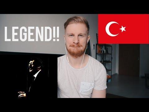 Müslüm Gürses - Nilüfer // TURKISH MUSIC REACTION