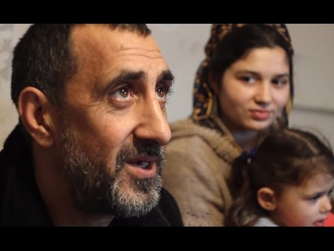 Роми, котрі втекли від «Градів» (Громадське ТБ Дніпро)