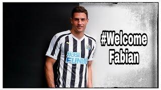 Official: Newcastle United sign Swiss international Fabian Schär