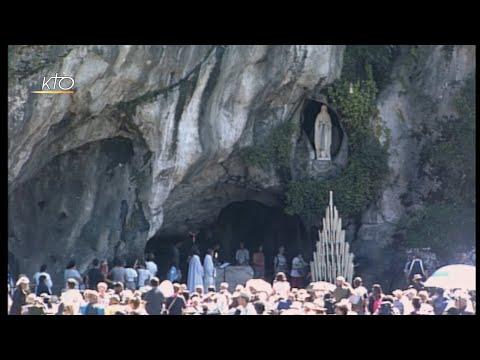 Chapelet à Lourdes du 22 août 2019