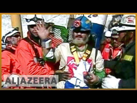 🇨🇱 🇹🇭 Rescued Chilean miners send support to trapped Thai team | Al Jazeera English
