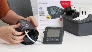 Suomen Diabeteskauppa testaa: Microlife BP B6 Connect
