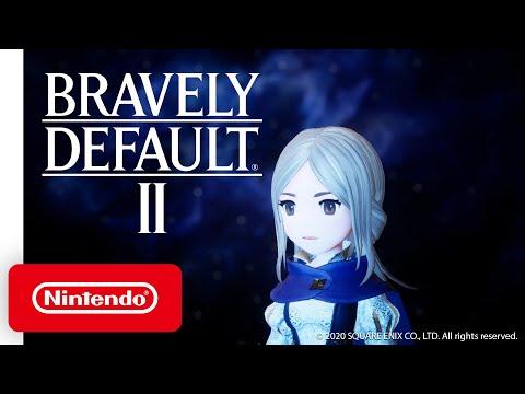 BRAVELY DEFAULT II - Nintendo Direct Mini 3.26.20 - Nintendo Switch