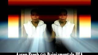 Def Jam recording artist AARON FRESH reppin 4 Dainjamentalz USA