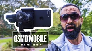 Stabilize your Smartphone like a PRO!