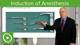Induction of Anesthesia and Securing the Airways   - YouTube