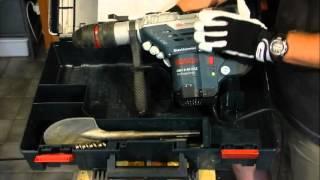 Bosch GBH 5 40 DCE Der Film