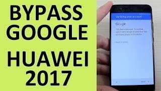 New Method - Bypass Google Account (FRP) Protection on Android 7 1