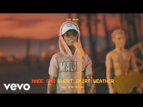 Kane Brown - Short Skirt Weather (Lyric Video)
