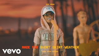 Kane Brown   Short Skirt Weather (Lyric Video)